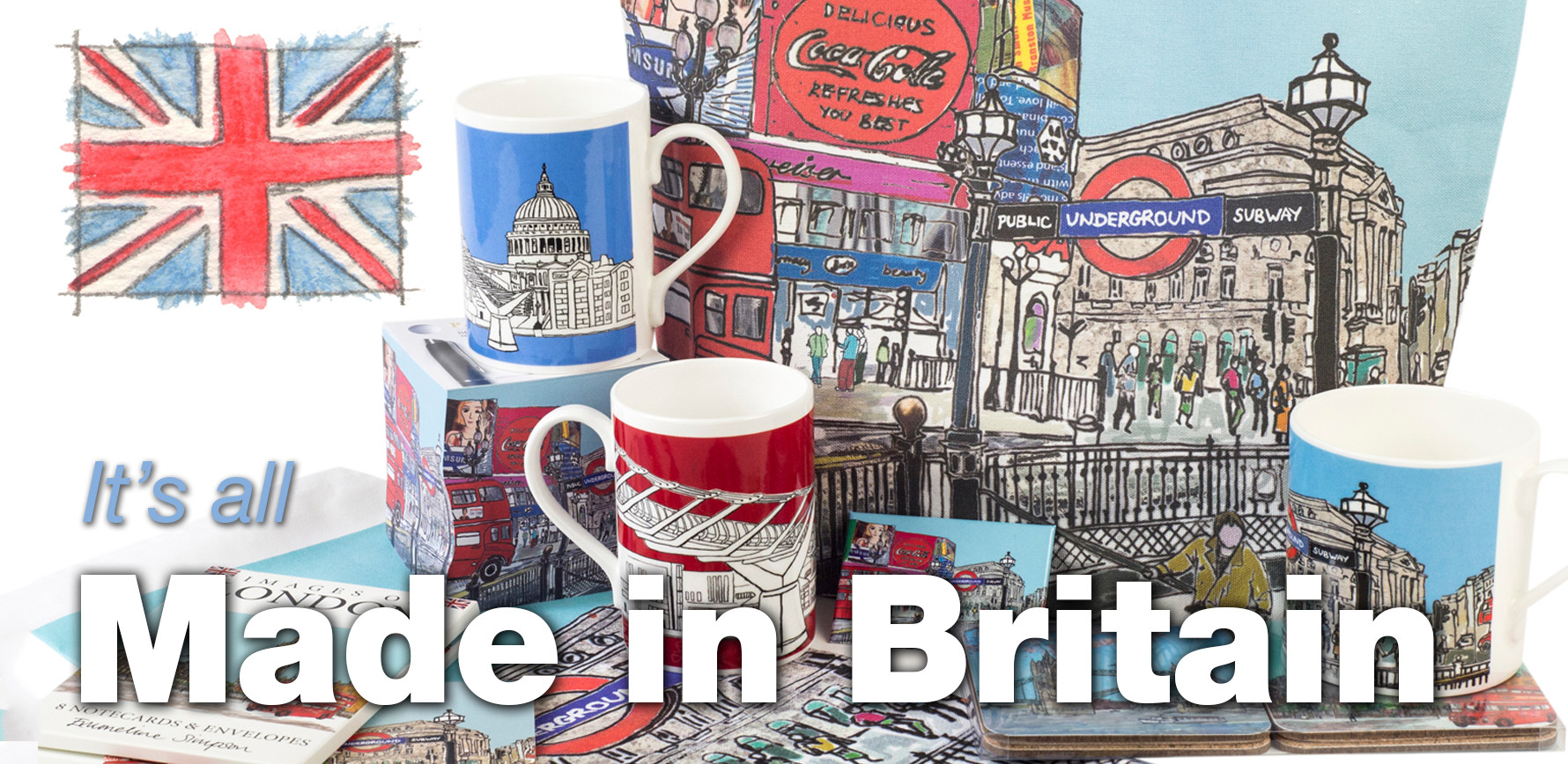 Everything made in Britain