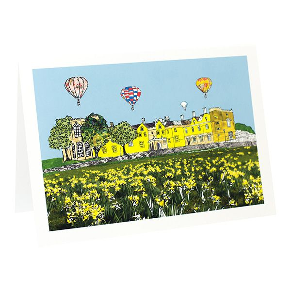 Ashton Court Bristol Greetings Card