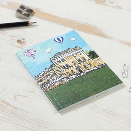 Bath Royal Crescent Notebook