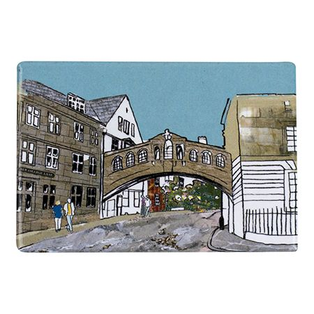 Bridge of Sighs Oxford Fridge Magnet