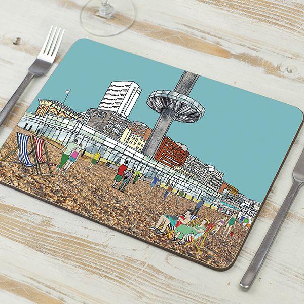 Brighton i360 Placemat