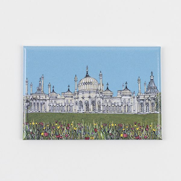 Brighton Fridge Magnet