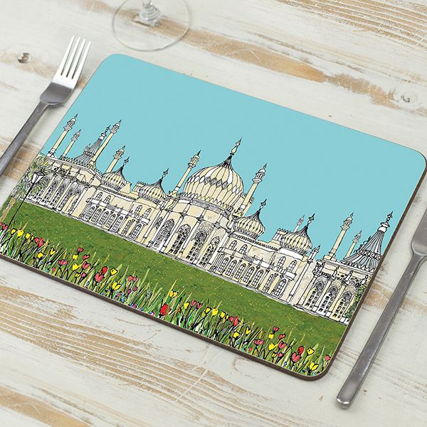 Brighton Pavillion Placemat