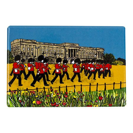 Buckingham Palace London Fridge Magnet