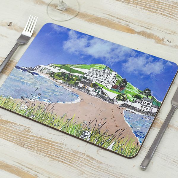 Burgh Island Placemat