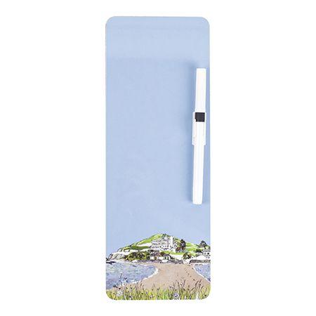 Burgh Island Magnetic Memo Board