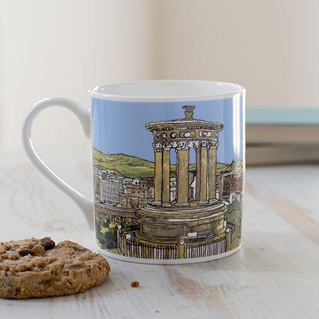 Edinburgh Colour Mug