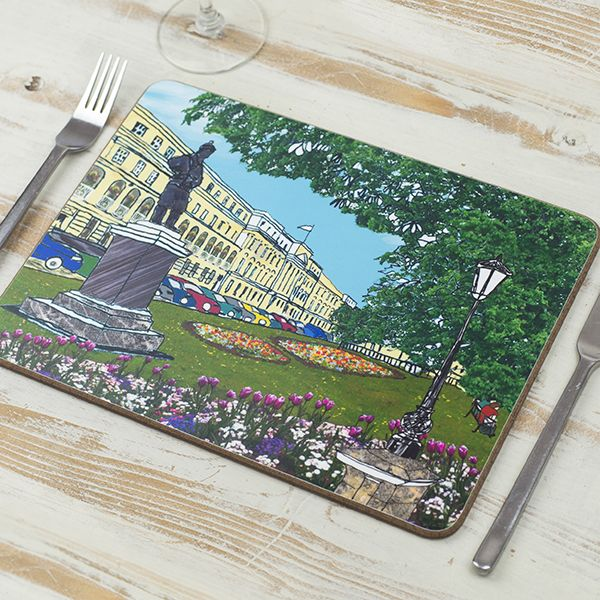 Set of Four Cheltenham Placemats
