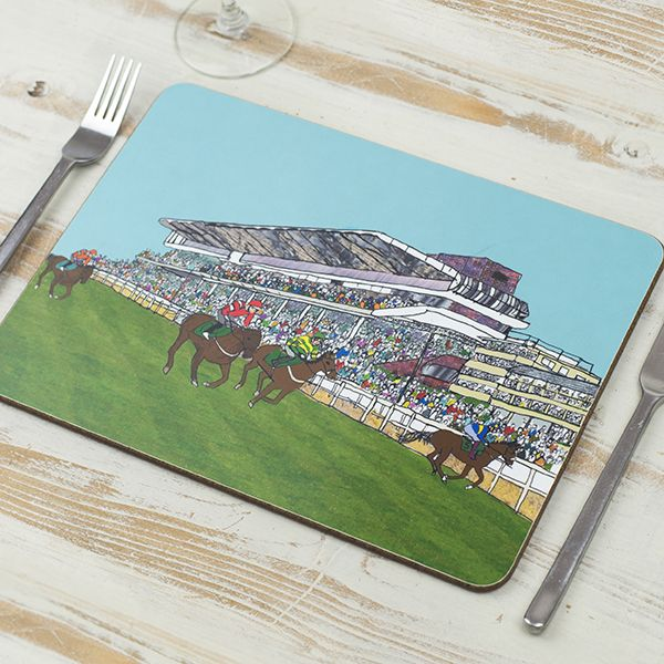 Cheltenham Racecourse Placemat