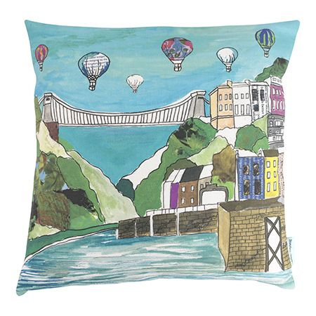 Clifton Balloons Cushion Cover