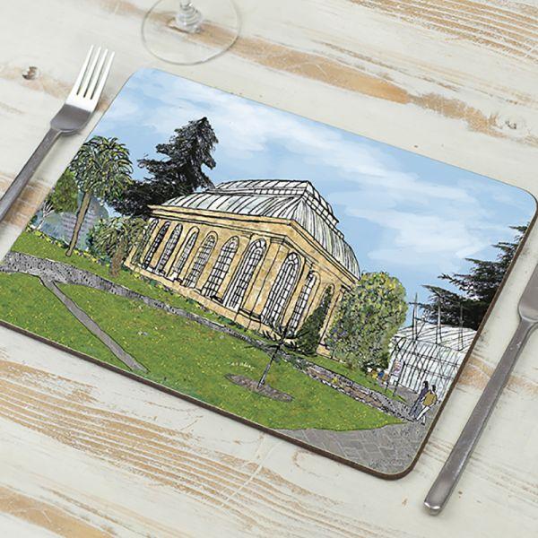 Botanical Gardens Edinburgh Placemat