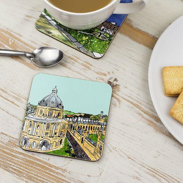 Oxford Skyline Colour Coaster