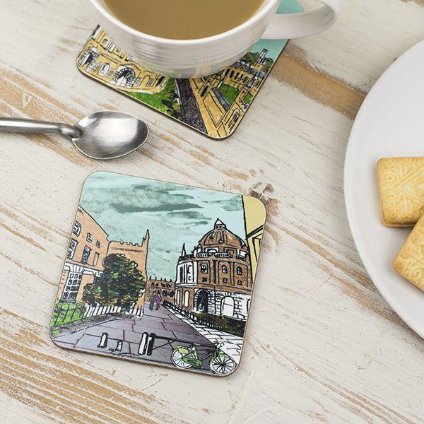 Radcliffe Camera Oxford Coaster