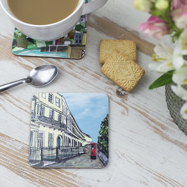 Royal York Crescent Coaster