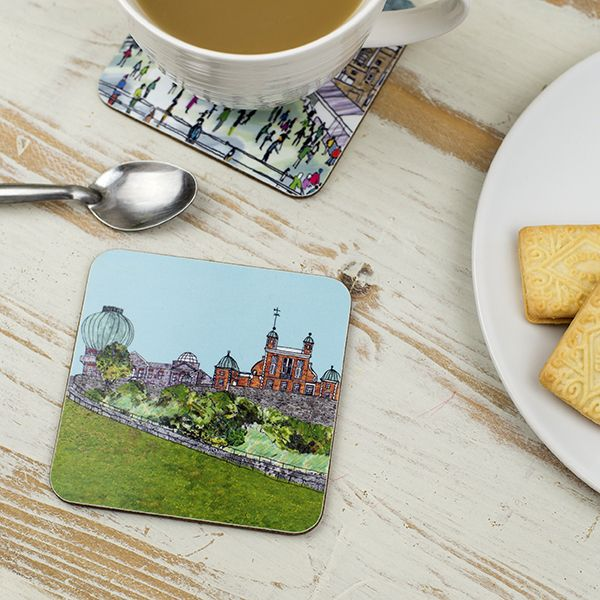 Greenwich Observatory London Coaster