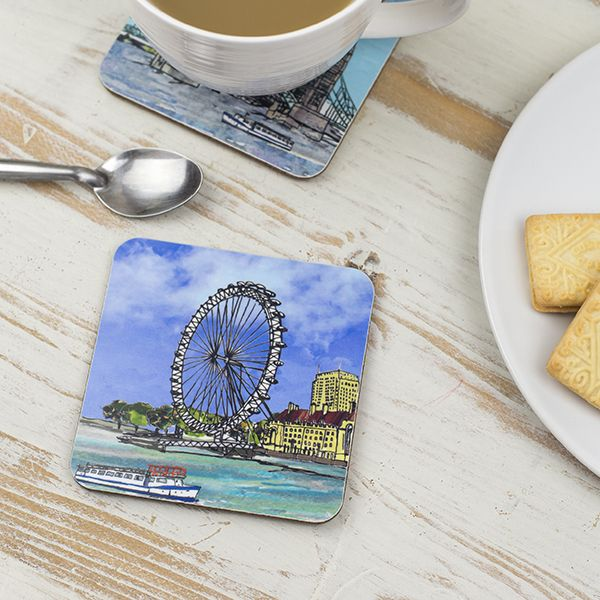 London Eye Coaster