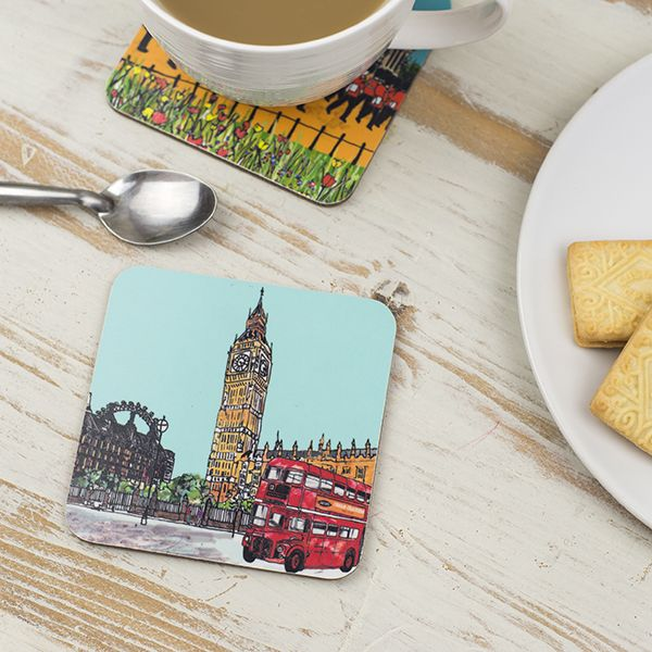 Parliament Square London Coaster