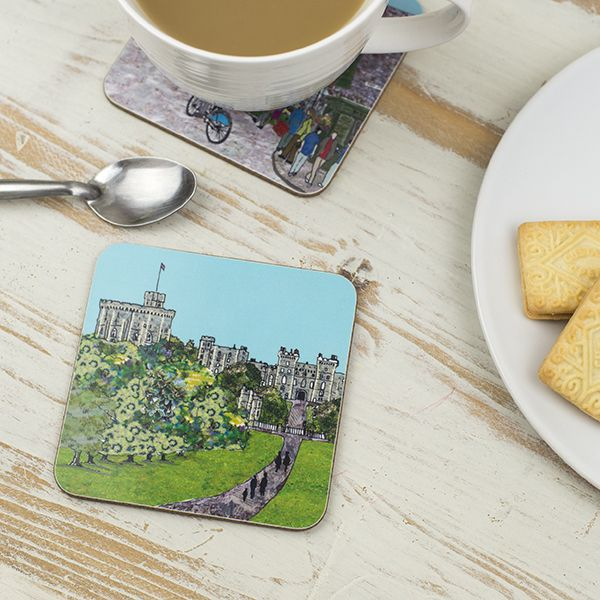 Windsor Castle London Coaster