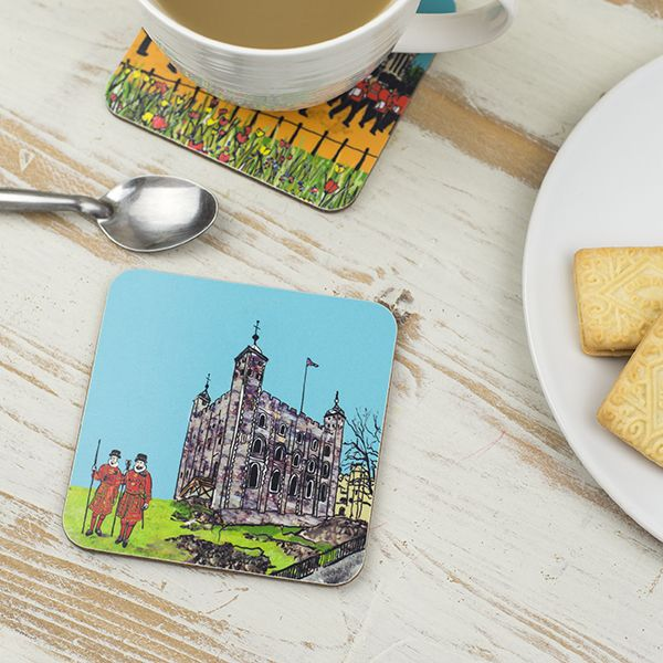 Tower of London Coaster