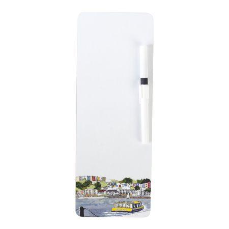 Harbourside View Bristol Magnetic fridge memo board