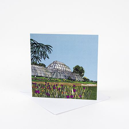 Kew Gardens Greetings Card