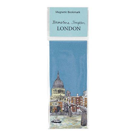 Millennium Bridge Magnetic Bookmark
