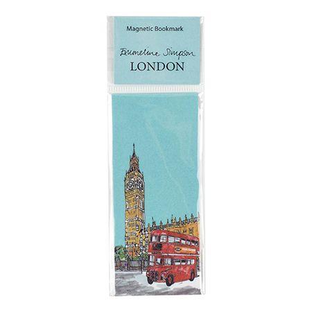 Parliament Square Magnetic Bookmark
