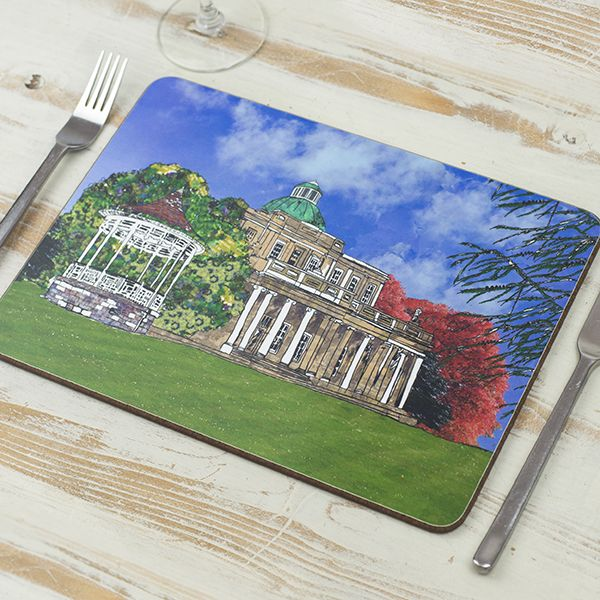 Pittville Pump Room Cheltenham Placemat
