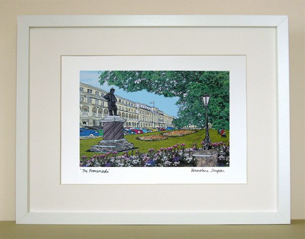 The Promenade Cheltenham Print