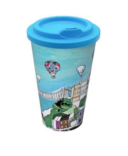 Clifton Balloons Travel Mug