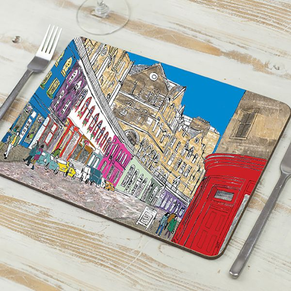 Victoria Street Placemat