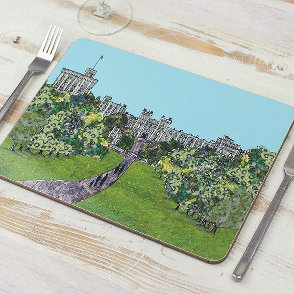 Windsor Castle London Placemat