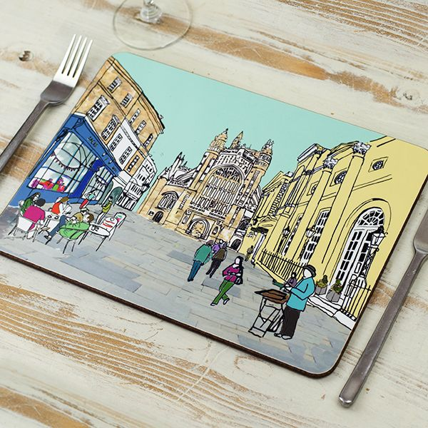 Bath Abbey Placemat