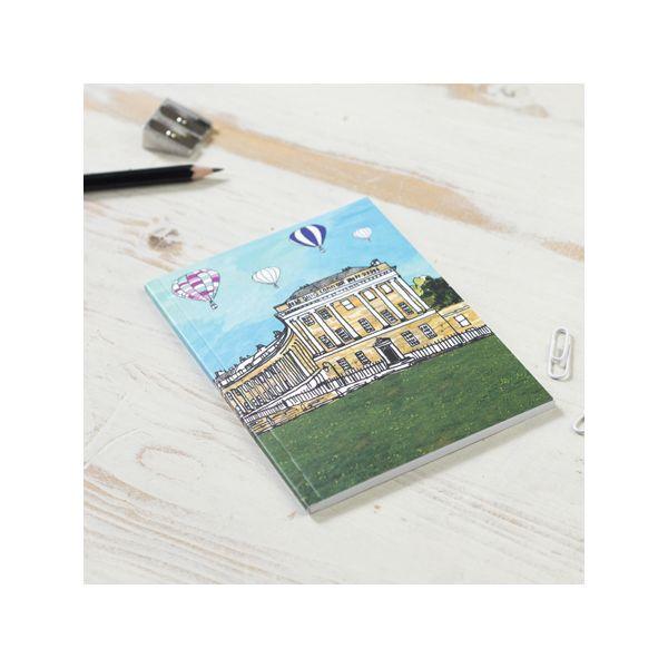 Bath Royal Crescent Notebook