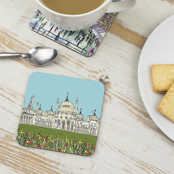 Brighton Pavillion Coaster