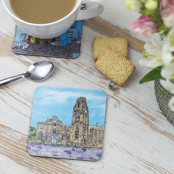 Bristol Museum Coaster
