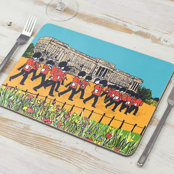 Buckingham Palace London Placemat