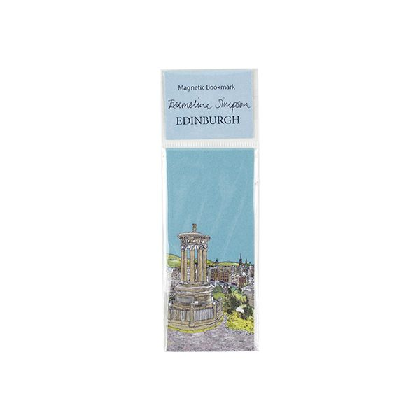 Calton Hill, Edinburgh Magnetic Bookmark