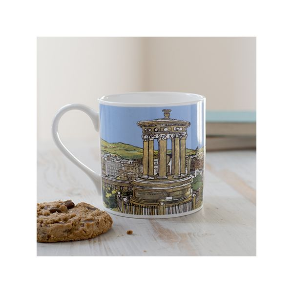Edinburgh Colour Mug