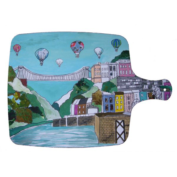 Clifton Balloons Chopping board