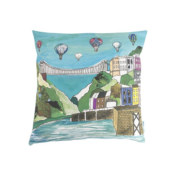Clifton Balloons Cushion