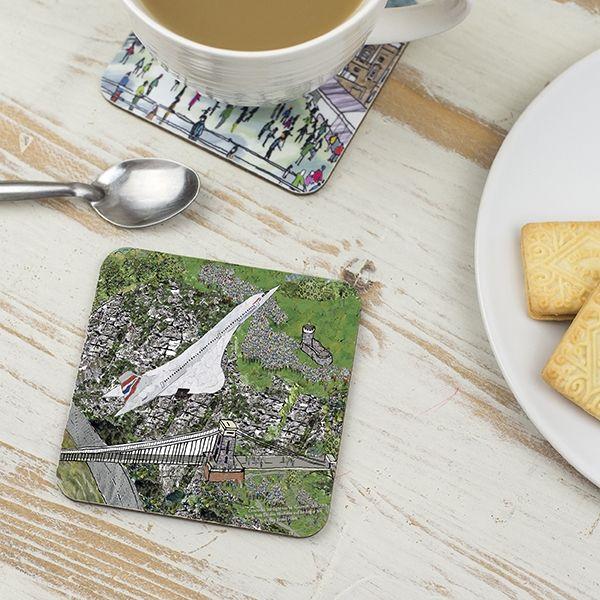 Concorde's Last Flight Coaster
