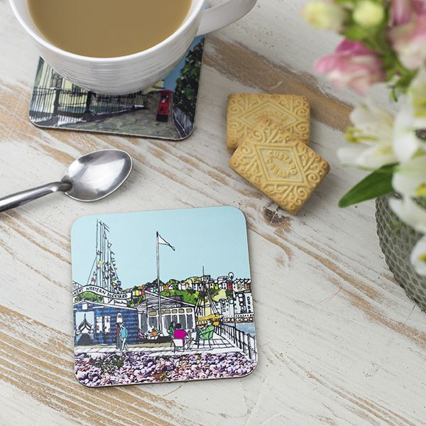 Dockyard Cafe Bristol Coaster