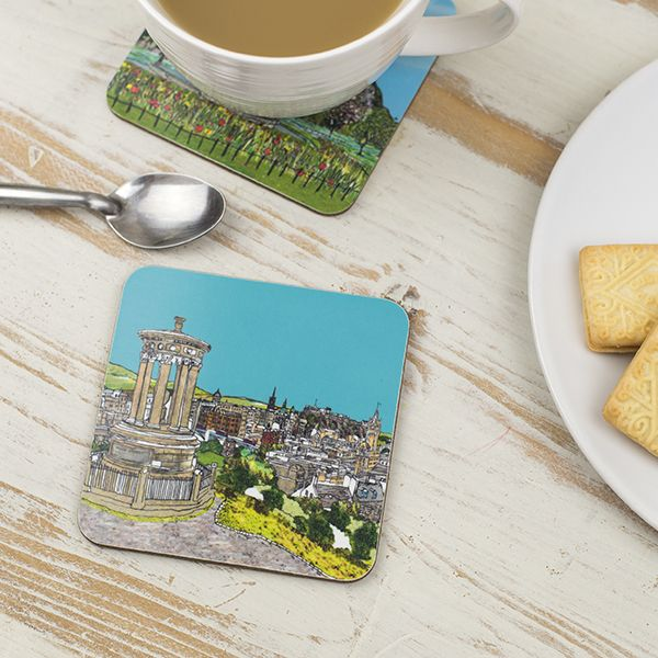 Calton Hill, Edinburgh Coaster