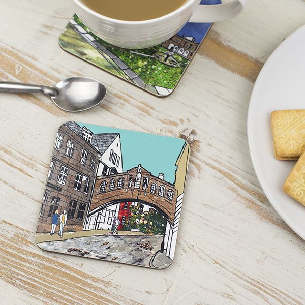 Bridge of Sighs Oxford Coaster