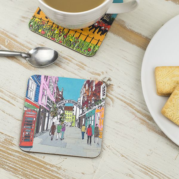 Carnaby Street London Coaster