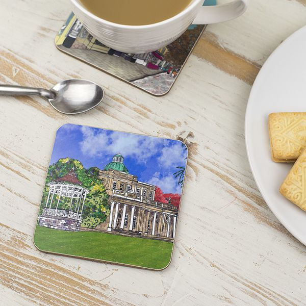 Cheltenham Pittville Pump Room Coaster