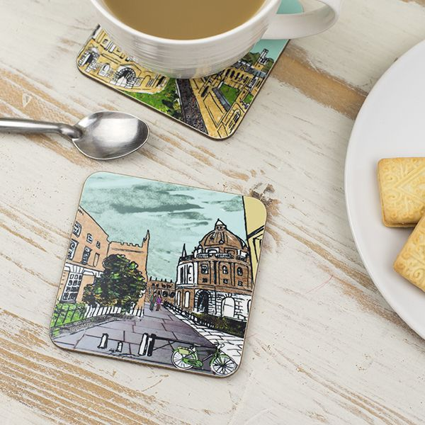 Radcliffe Camera Oxford Coaster