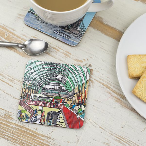 Covent Garden London Coaster