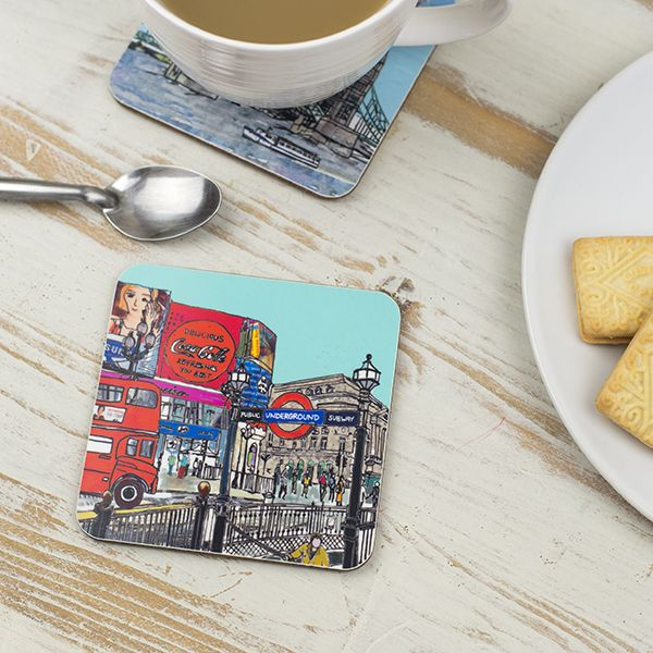 Piccadilly Circus London Coaster